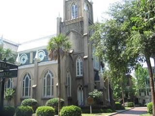 Old Synagogue in Savannah