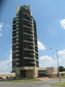 Price Tower in Bartlesville
