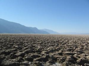 Devil's Playground Death Valley