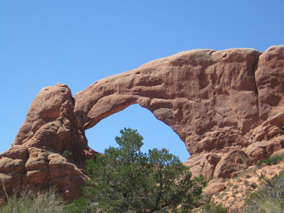 South Window at Arches National Park