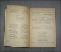 Old Berman book of poetry