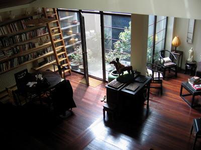 renovated lane house in Shanghai