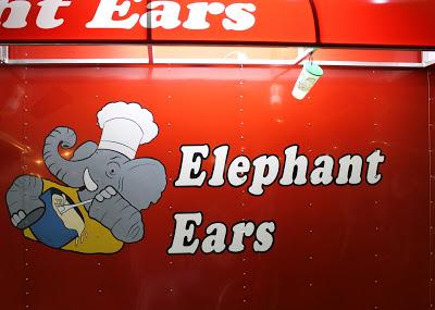 Elephant Ears Sign