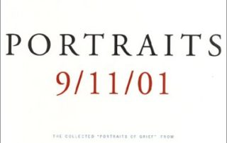 Cover of Portraits 9/11/01